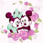 Mickey And Minnie Mouse Wallpaper 14 150×150