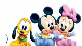 Mickey And Minnie Mouse Wallpaper 23 1024×768
