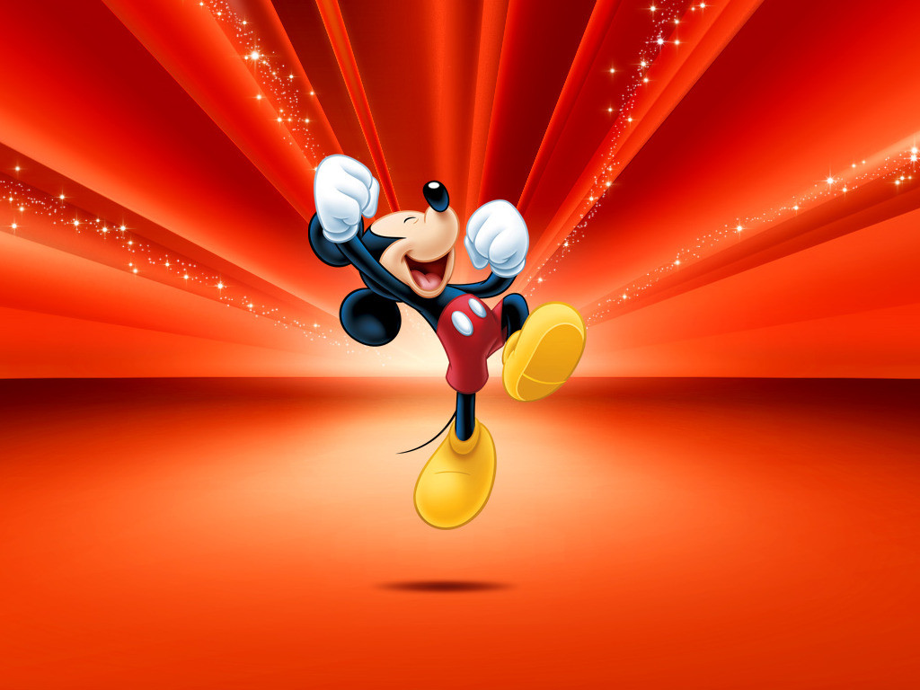 Mickey Mouse Wallpaper 2 1024×768