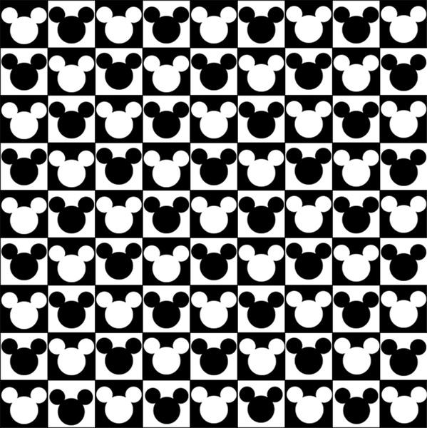 Mickey Mouse Head Desktop