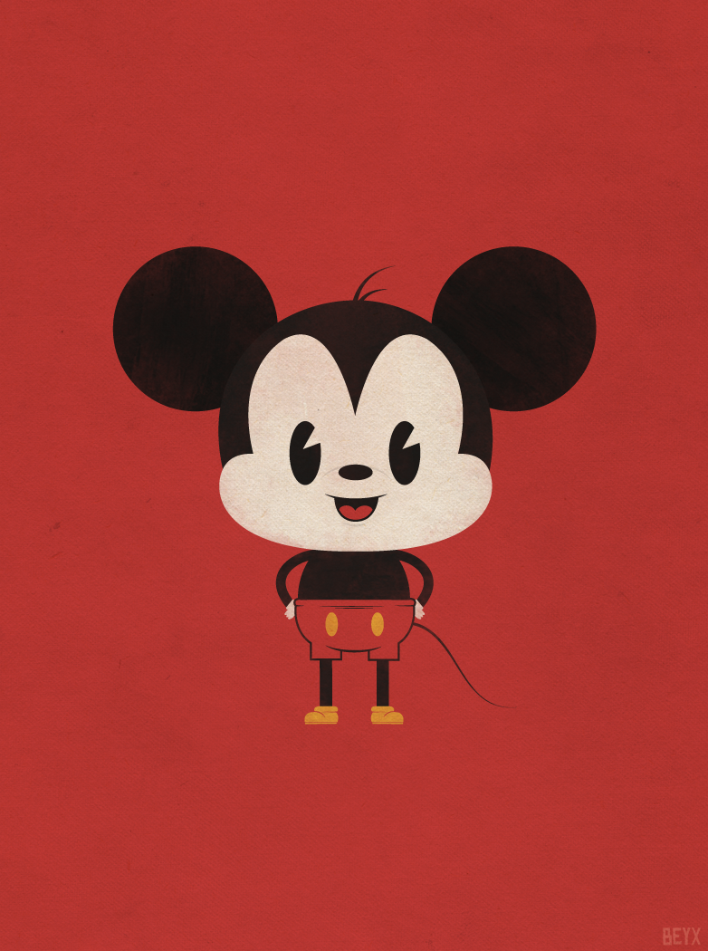 mitomania dc: mickey mouse baby family wallpaper wallpaperlepi