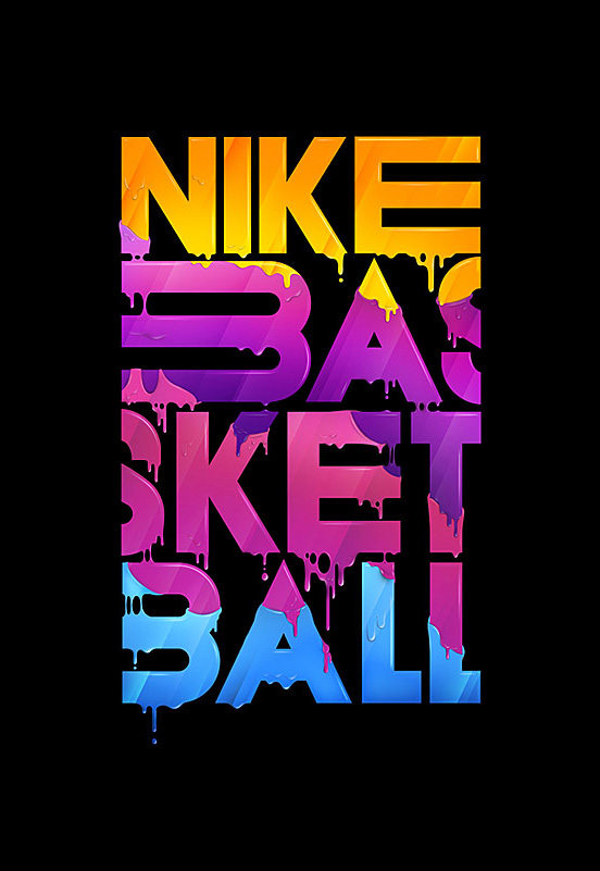 Colorful Nike Quotes Wallpaper