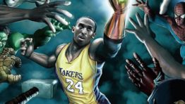 Avenger Brawl with Kobe Bryant