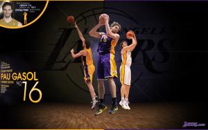Pau Gasol Lakers Wallpaper 12 300×188