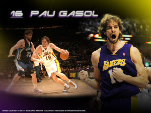Pau Gasol Lakers Wallpaper 4 300×225