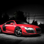 Red Audi R8 Wallpaper Widescreen 2 150×150