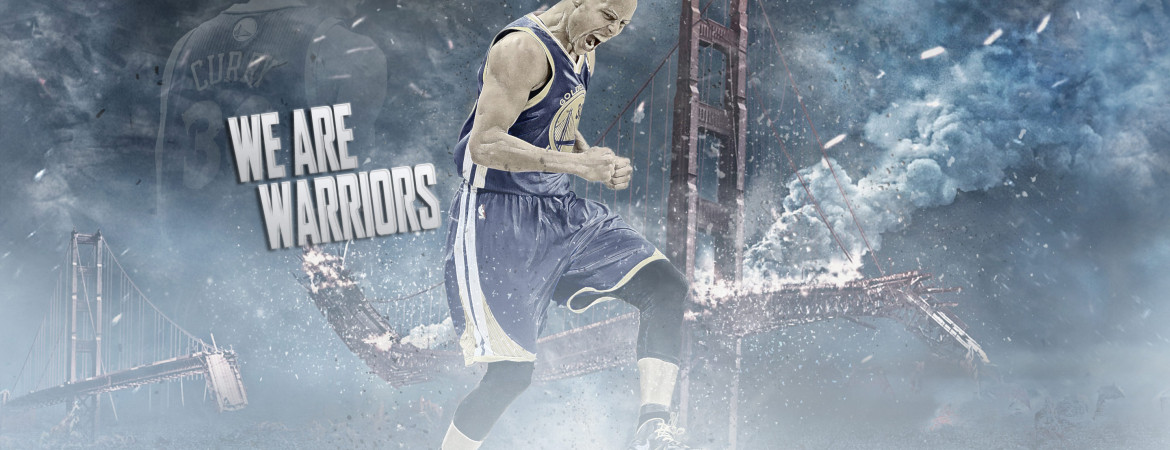 Stephen Curry Splash Wallpaper