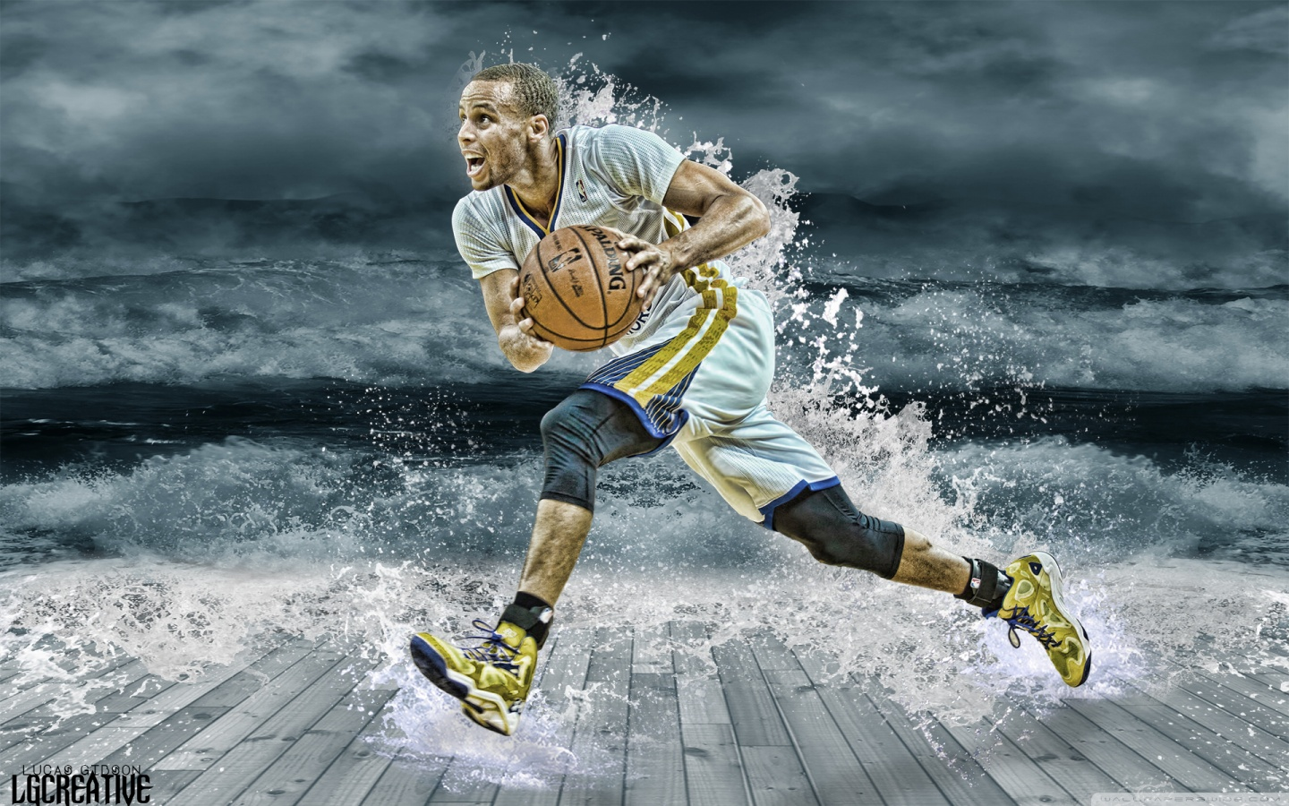 Stephen Curry Wallpaper 11