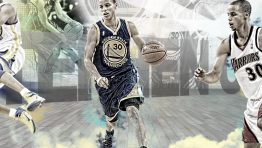 Stephen Curry Action