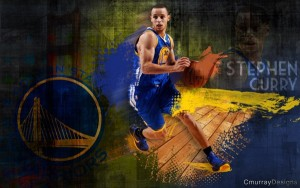 Stephen Curry Warriors Wallpaper