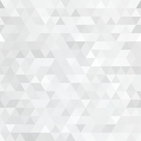 White Geometric Triangle Wallpaper 1