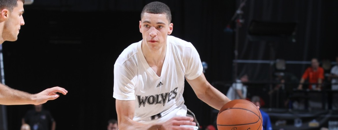 Zach LaVine Wallpaper 3 1170×450
