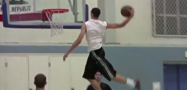 Zach Lavine Dunk 5