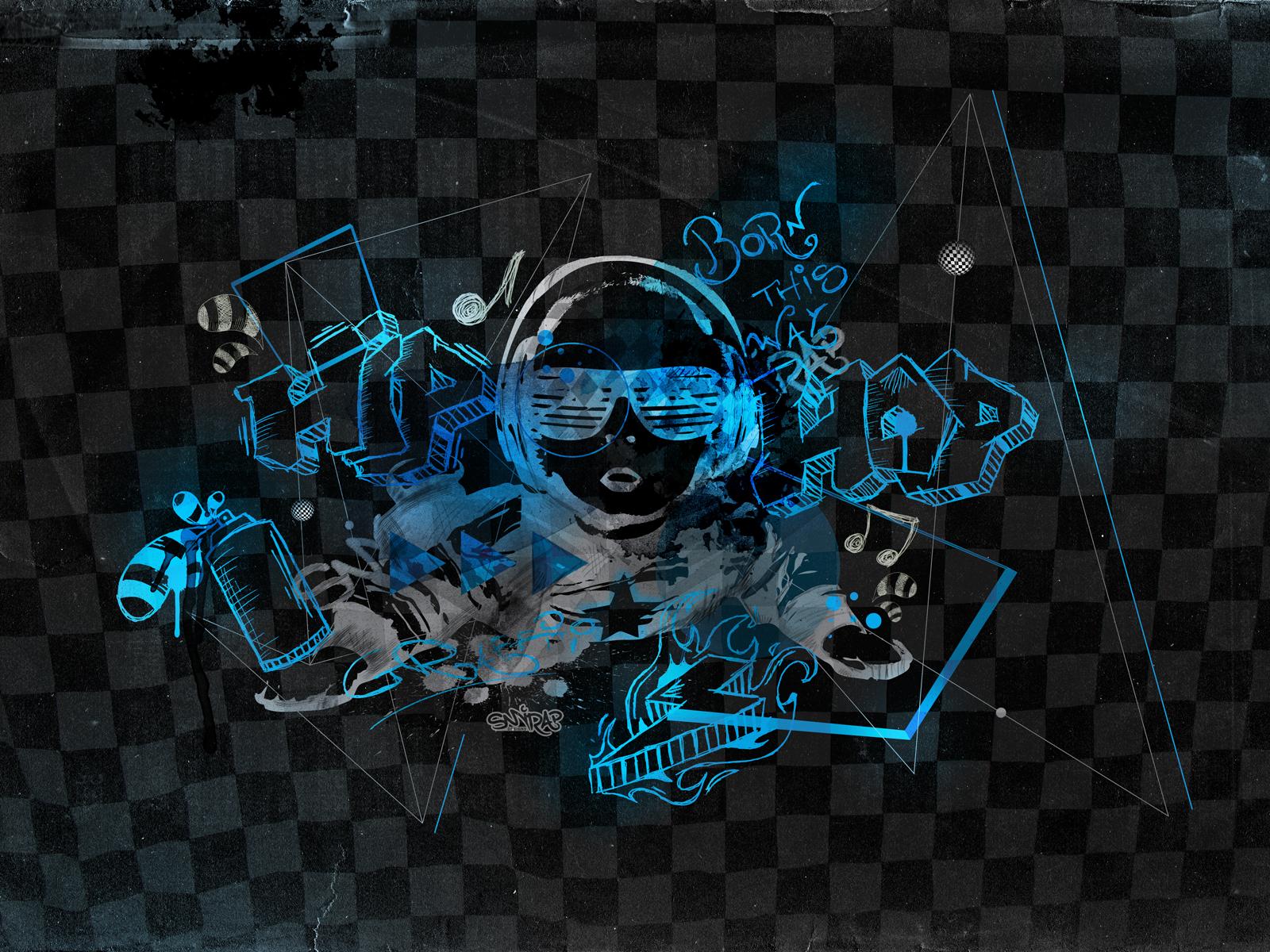 3d Graffiti Wallpapers Free Download 2