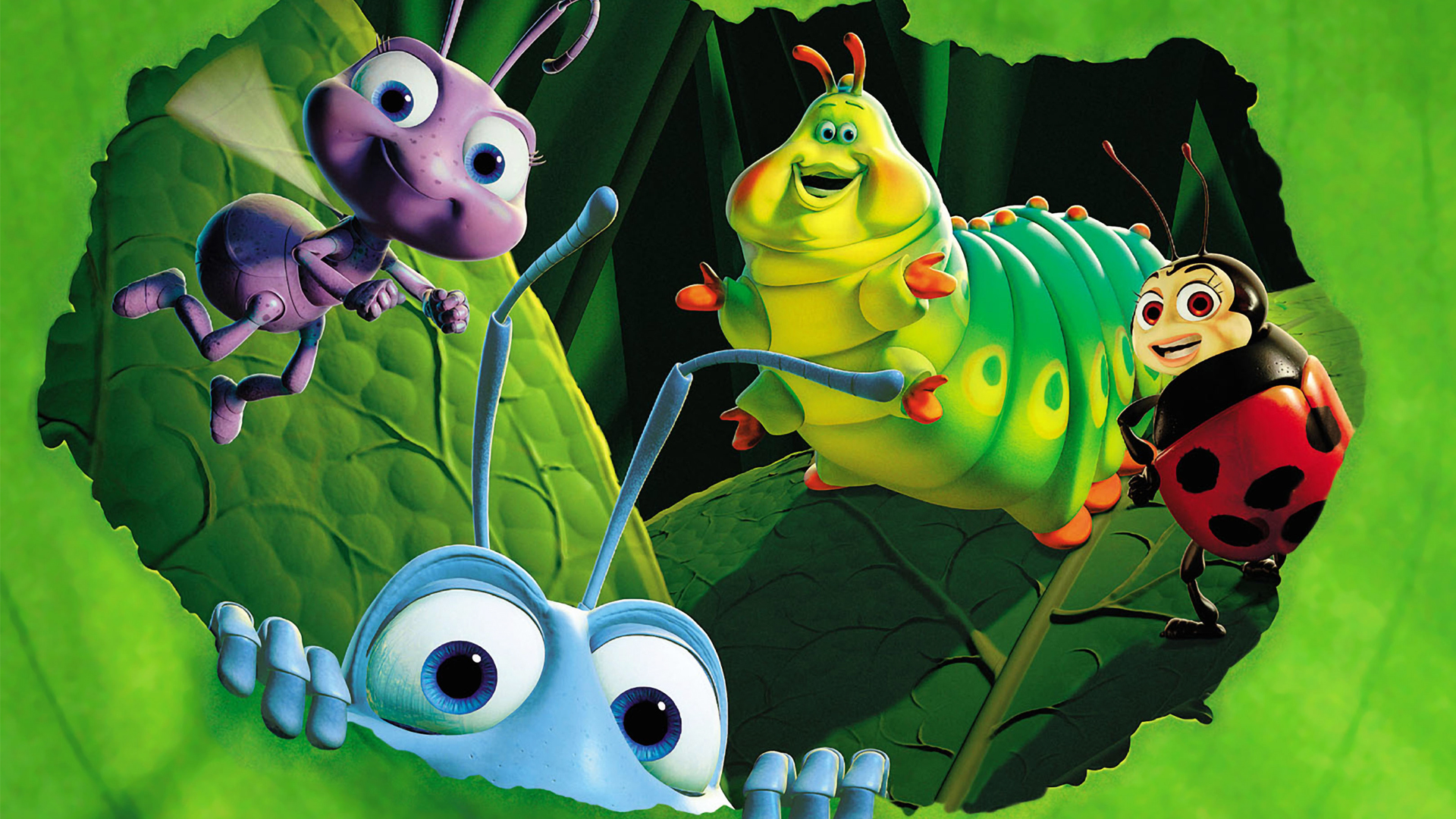 Bugs+Life+Characters FunMozar – A Bug's Life Wallpapers