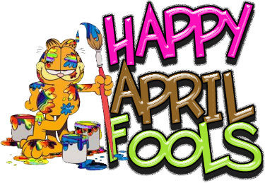April Fools Day Clip Art 1