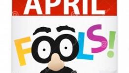 April Fools Day Clip Art