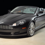 Aston Martin Db9 Convertible Black 2 150×150