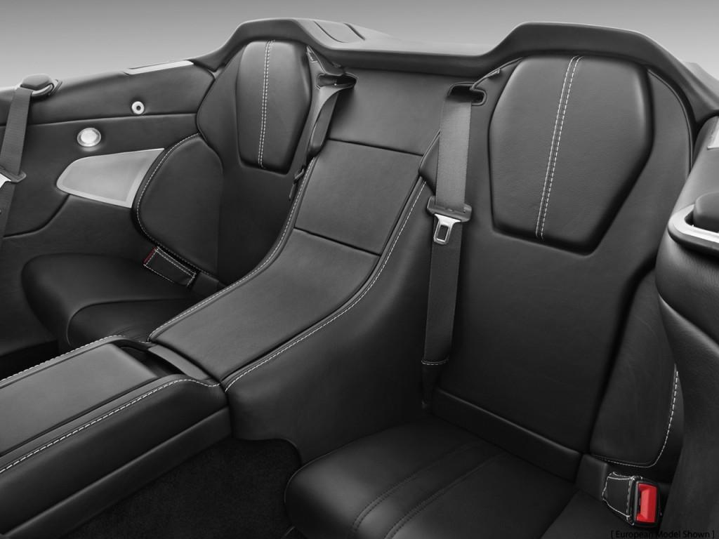 Aston Martin Dbs Back Seat