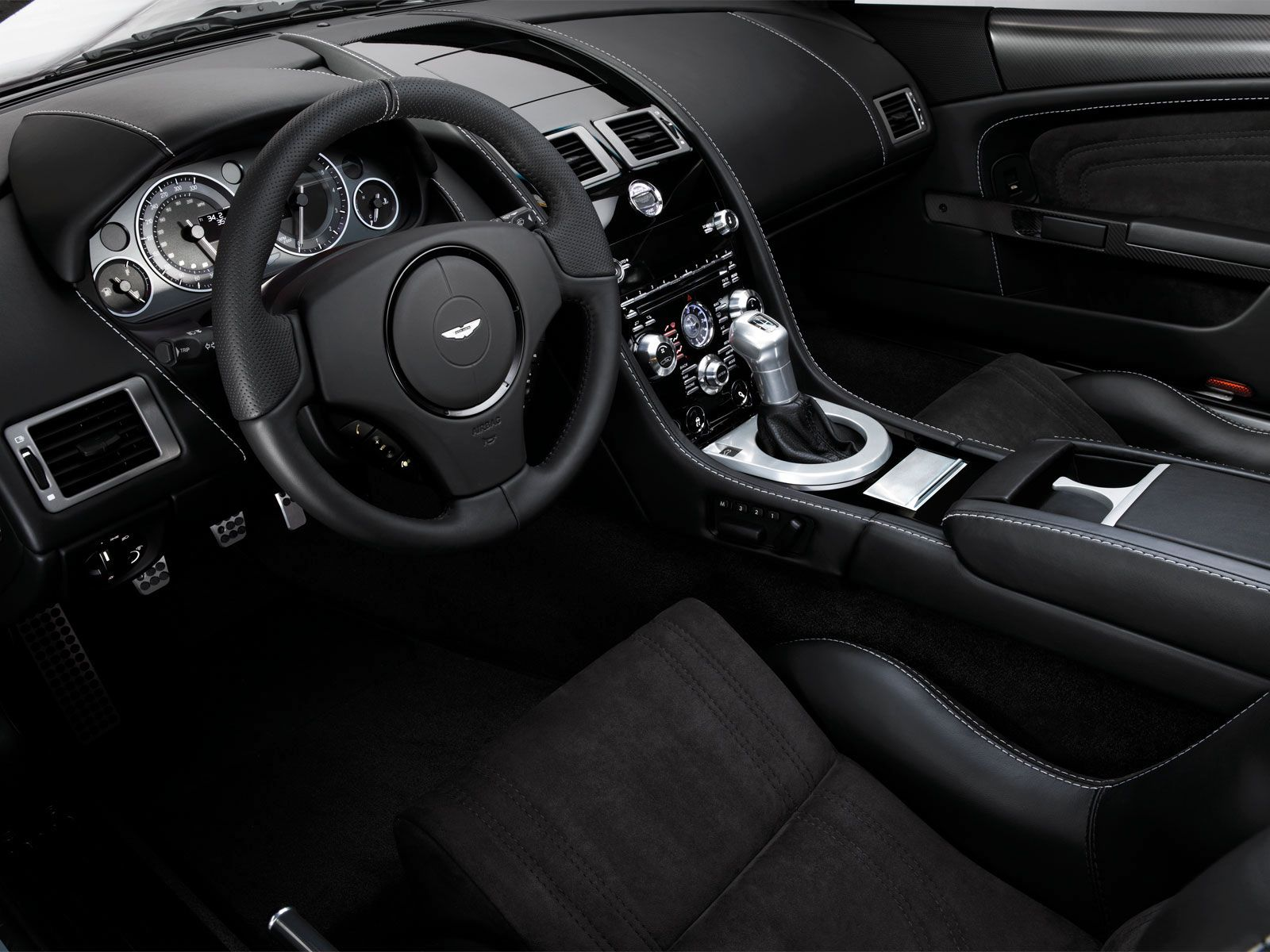 Aston Martin Dbs Interior The Art Mad Wallpapers