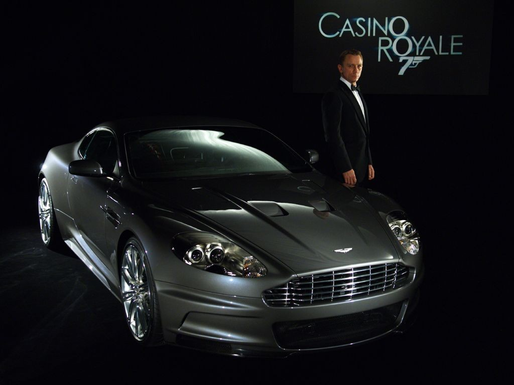 Aston Martin Dbs V12 James Bond 2 1024×768