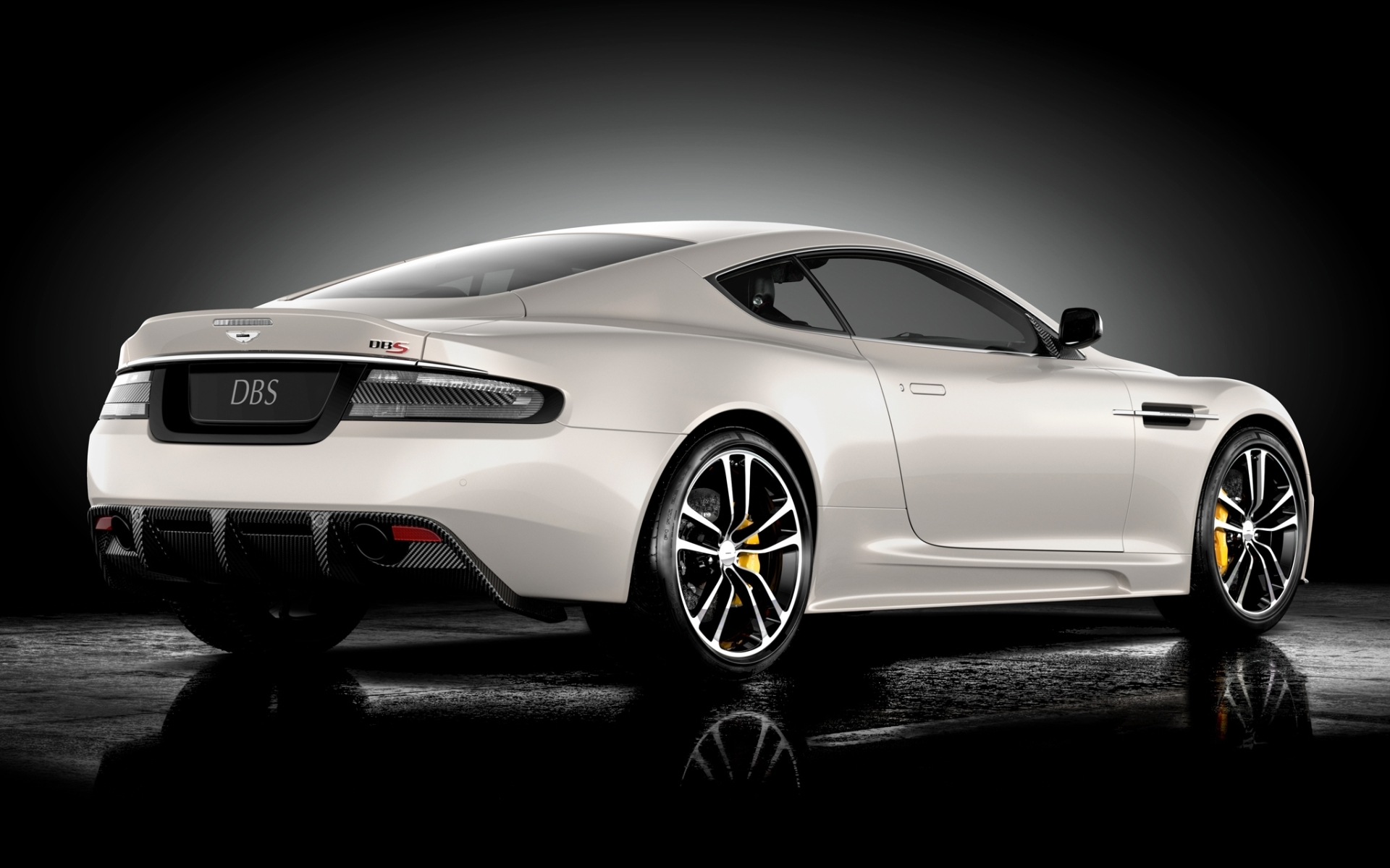 Aston Martin Dbs White Wallpaper 2