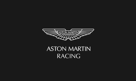 Aston Martin Logo Black