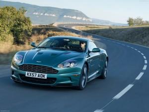 Aston Martin Vanquish Racing Green 300×225