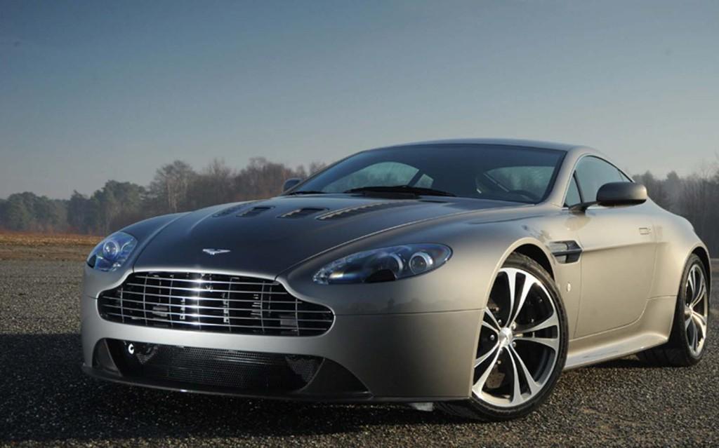 Aston Martin Vantage 7 1024×639