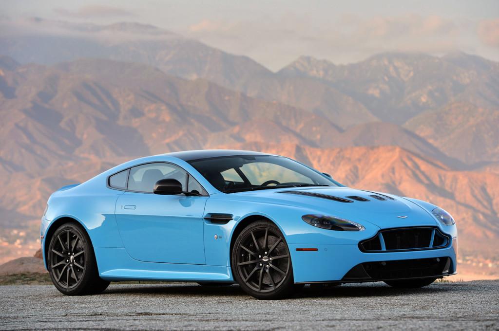 Aston Martin Vantage V12 Blue 1 1024×680