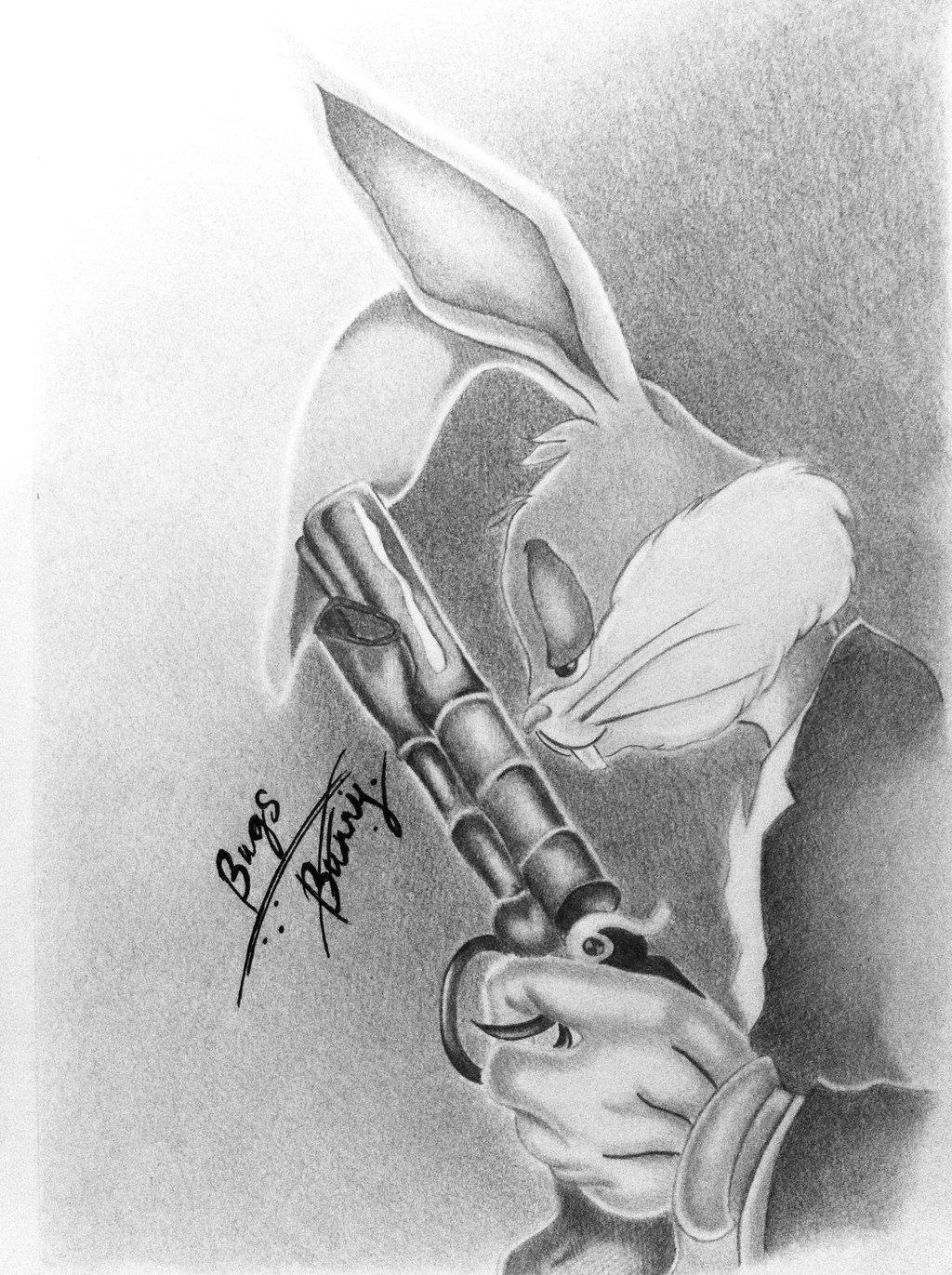 Bugs Bunny Drawings 25