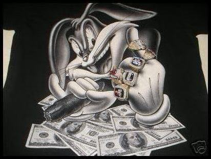 gangster bugs bunny wallpaper -#main