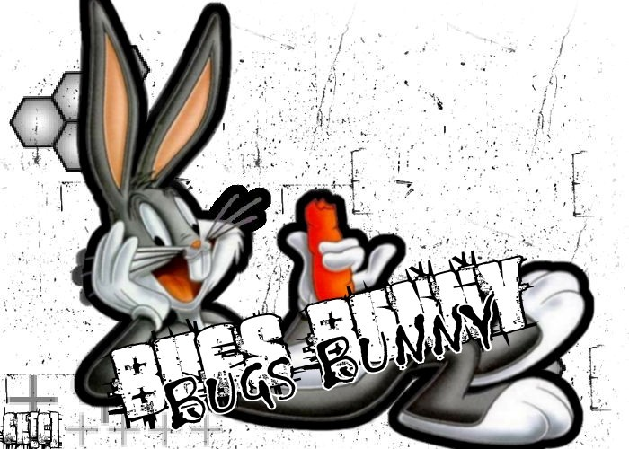 gangster bugs bunny wallpaper - photo #2