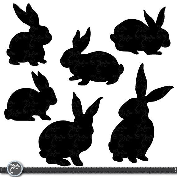 Bunny Clipart 13