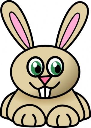 Bunny Clipart 6