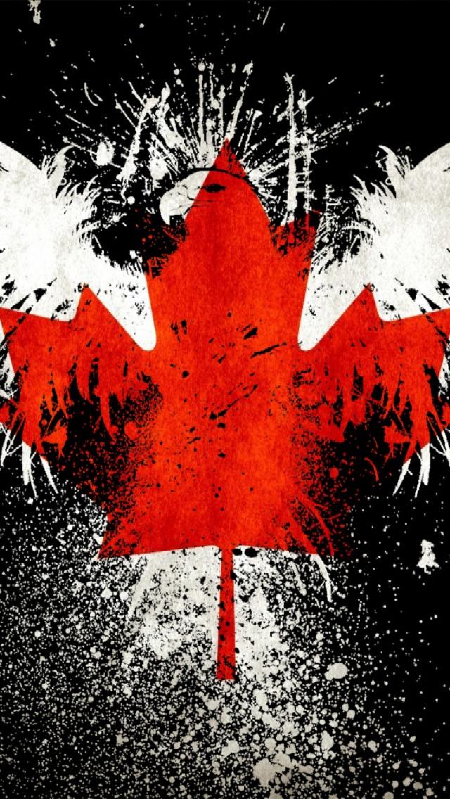 Canada Wallpaper Iphone Traffic Club