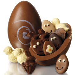 Chocolate Easter Eggs 7