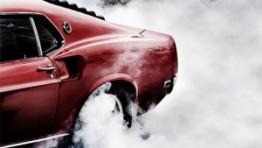 Classic Mustang Burnout 3 300×201