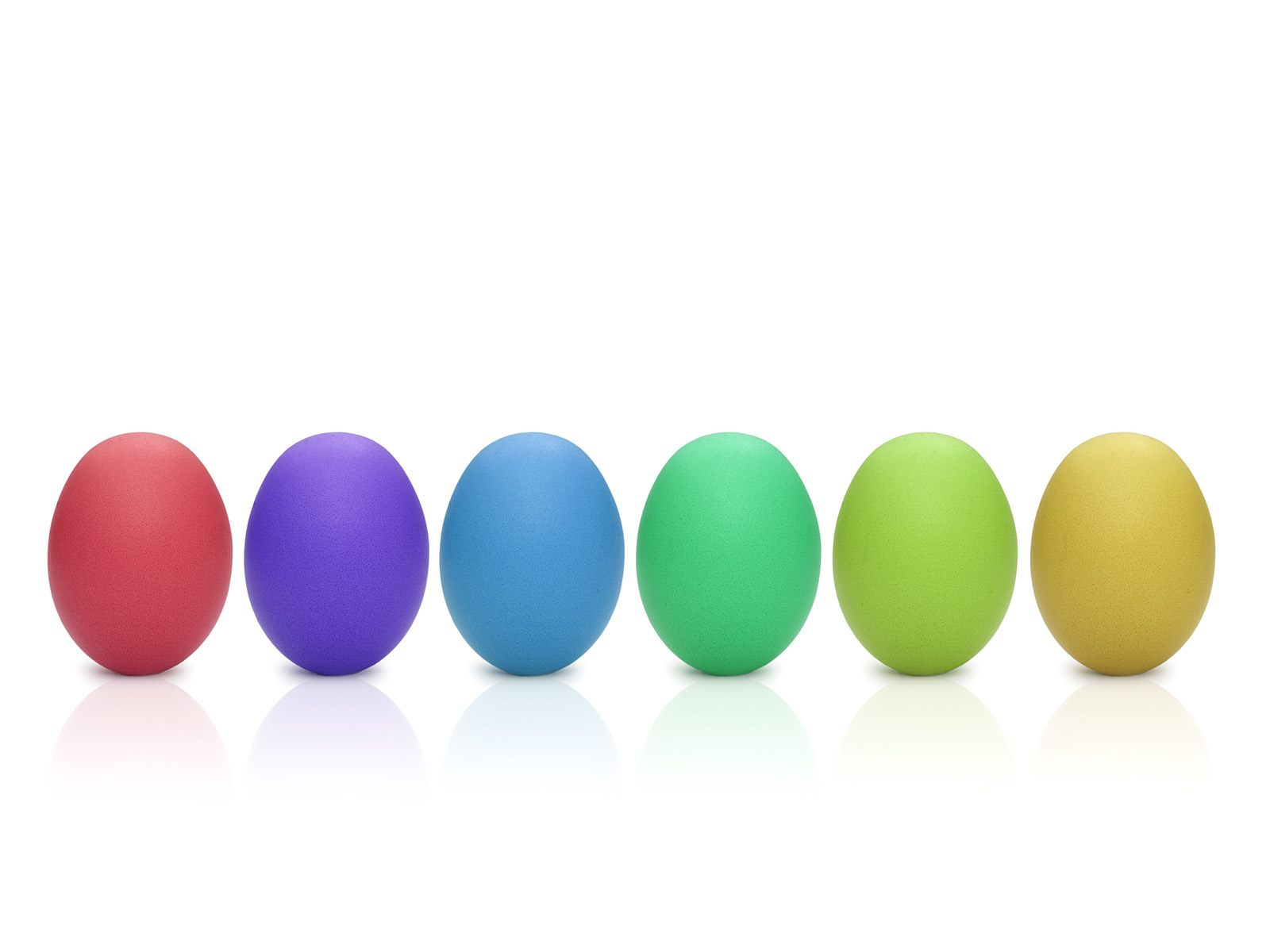 Colorful Easter Eggs 13