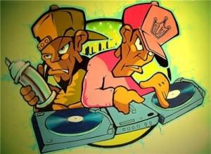 DJ Graffiti Wallpapers 6 300×219