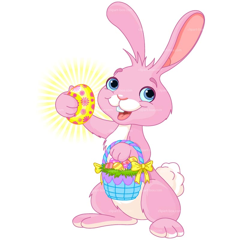 Easter Bunny Clipart 8