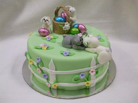 Easter Cake 6