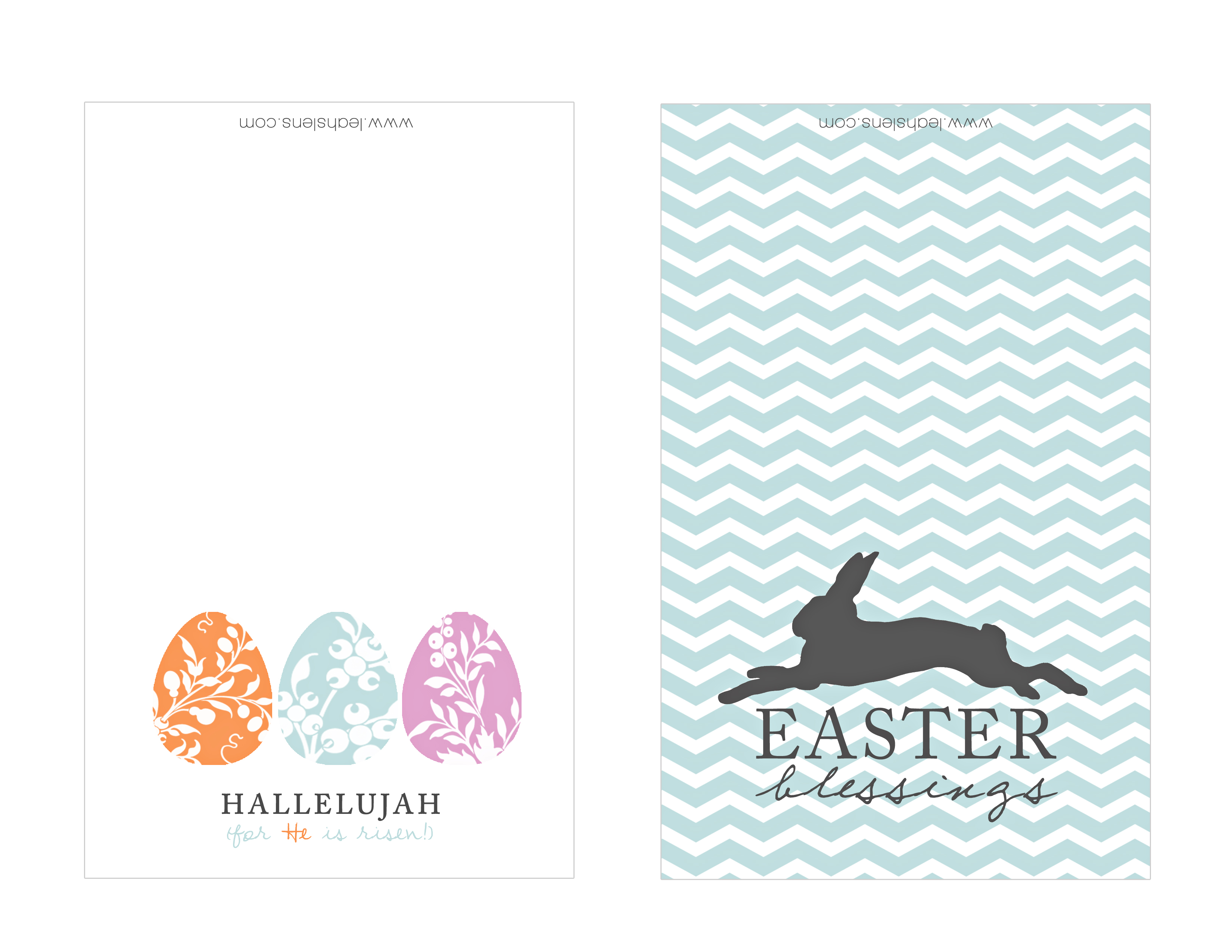 Easter Cards 3