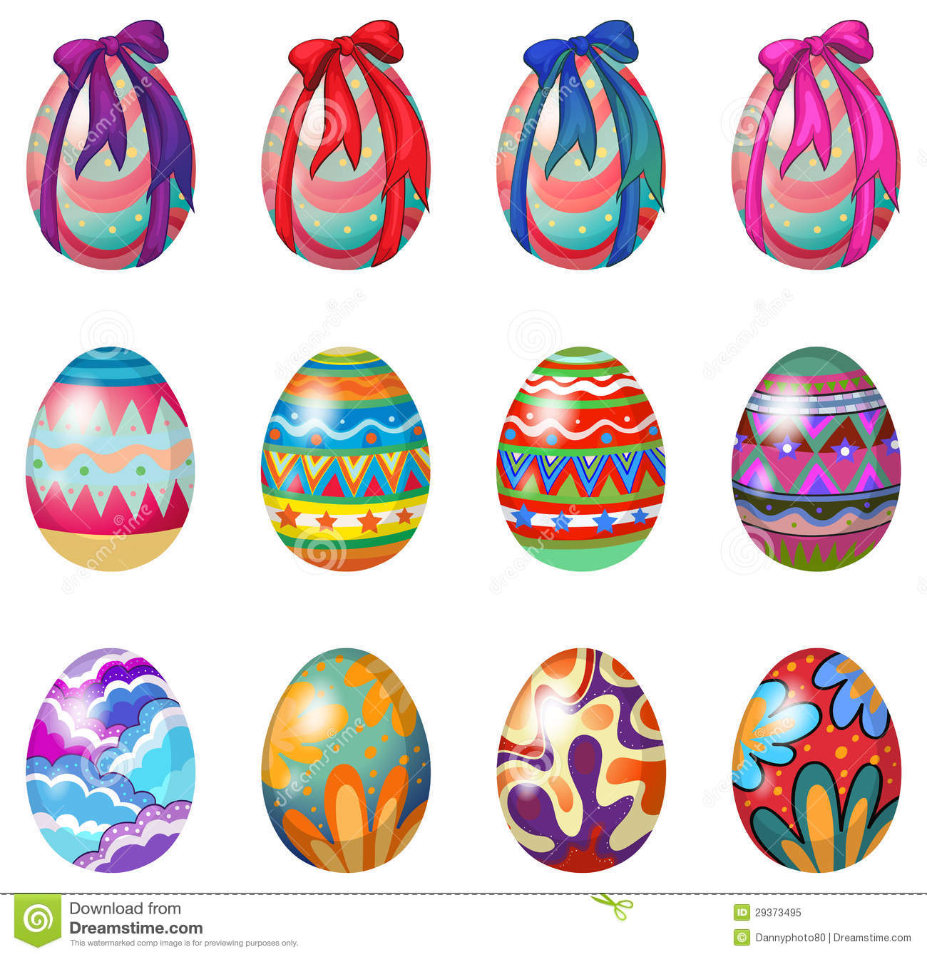 Top 28 Designs For Easter Eggs Inspire Bohemia Easter
