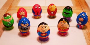Easter Egg Designs