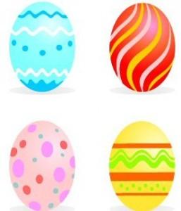 Easter Eggs 30 257×300