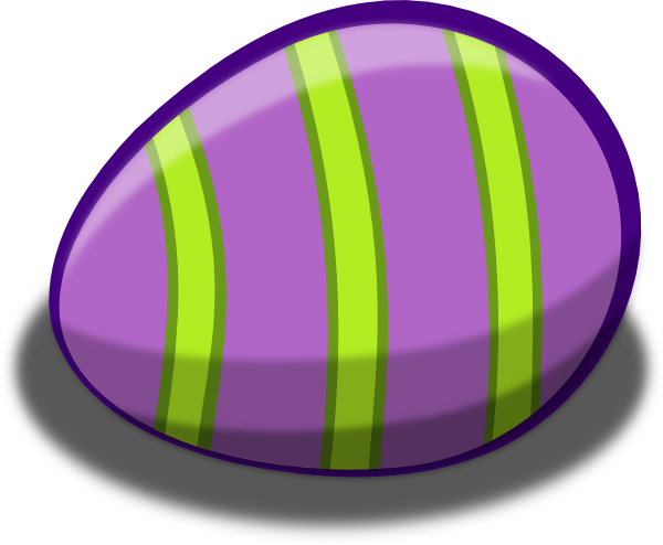 Easter Eggs Clip Art 18