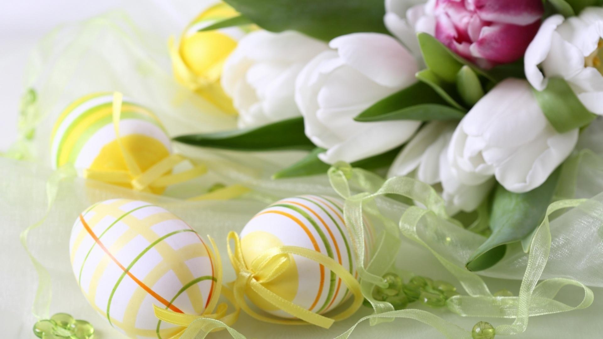 Easter Flowers 9