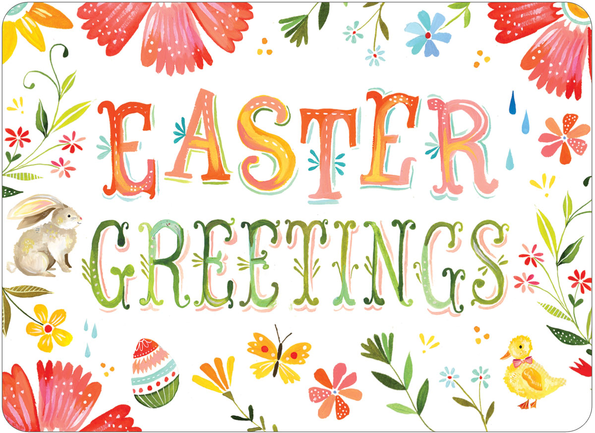 Easter Greetings 11