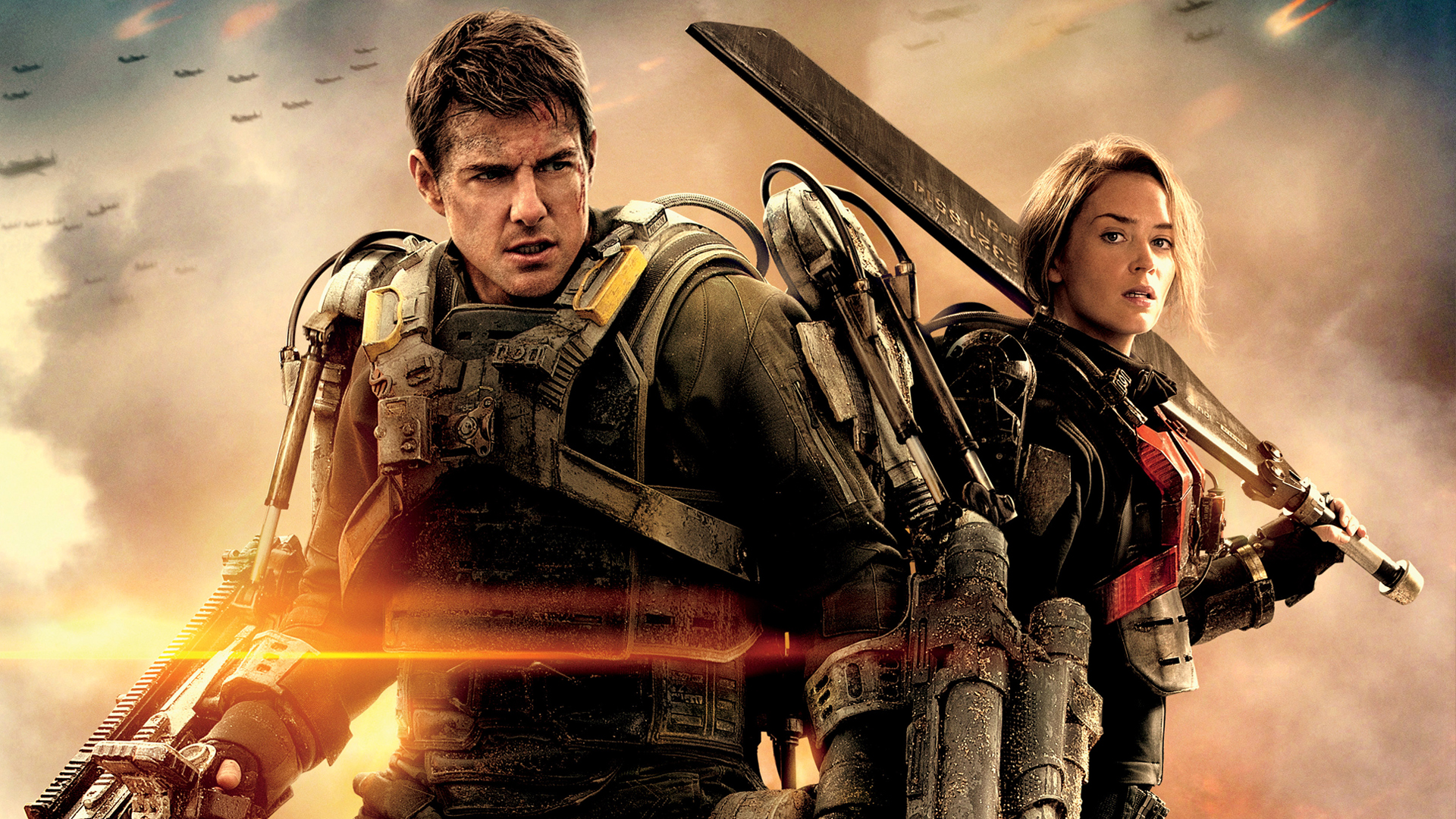 Edge Of Tomorrow Wallpaper 1080p 5